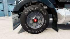Wheels Kenworth for American Truck Simulator