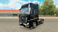 Skin Brutale for tractor Mercedes-Benz