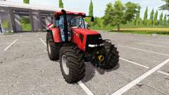 Case IH Puma 160 CVX v2.1 for Farming Simulator 2017