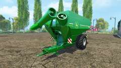 HORSCH Titan 34 UW John Deere for Farming Simulator 2015