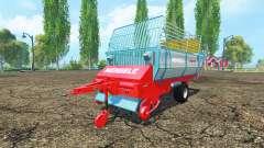 Mengele Forage 2500 for Farming Simulator 2015