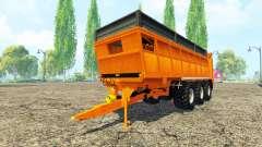 Dezeure for Farming Simulator 2015