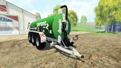 Kotte Garant VTR nozzle manifold for Farming Simulator 2015