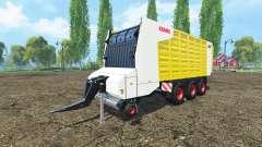 CLAAS Cargos 9600 v2.0 for Farming Simulator 2015