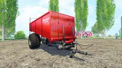 Kverneland Shuttle for Farming Simulator 2015