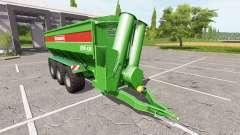 BERGMANN GTW 430 v1.1 for Farming Simulator 2017