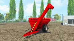 Jan Tanker Fast 19.000 for Farming Simulator 2015