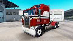 Skin Billie Joe on tractor Kenworth K100