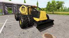 Tigercat 635E v2.0 for Farming Simulator 2017