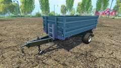 BRANTNER E 8041 for Farming Simulator 2015