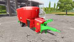 Strautmann Verti-Mix 1801 Double for Farming Simulator 2017