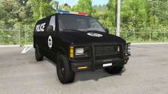 Gavril H-Series Police Nationale v1.5 for BeamNG Drive