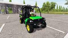 John Deere Gator 825i v1.1 for Farming Simulator 2017