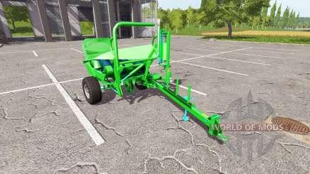 Packer bales RDAllen for Farming Simulator 2017