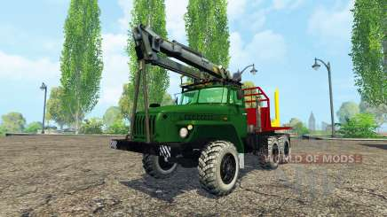 Ural 44202-0311 for Farming Simulator 2015