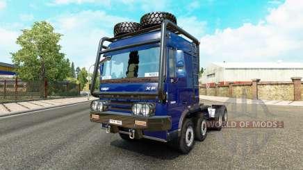DAF XF 8x4 v1.2 for Euro Truck Simulator 2