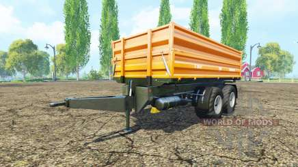 BRANTNER E 8041 2-achser for Farming Simulator 2015