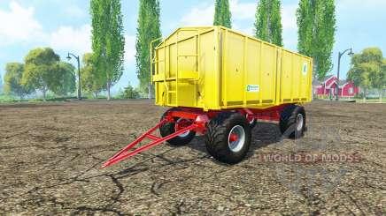 Kroger HKD 302 multicolour for Farming Simulator 2015