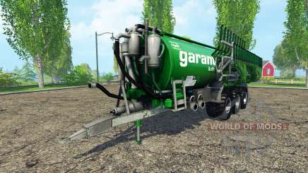 Kotte Garant VTR v1.52 for Farming Simulator 2015