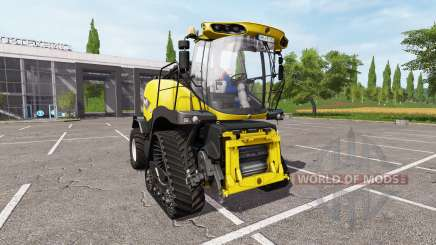 New Holland FR850 Turbo for Farming Simulator 2017