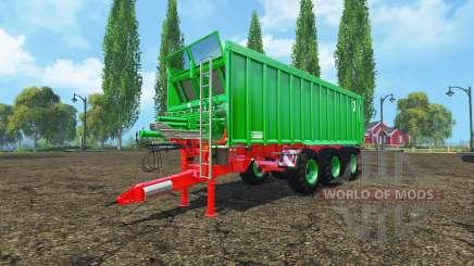 Kroger TAW 30 convoy v1.5 for Farming Simulator 2015