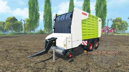 CLAAS Cargos 9400 for Farming Simulator 2015