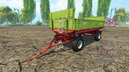 Krone Emsland v1.6.4 for Farming Simulator 2015