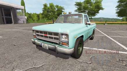GMC Jimmy v1.1 for Farming Simulator 2017