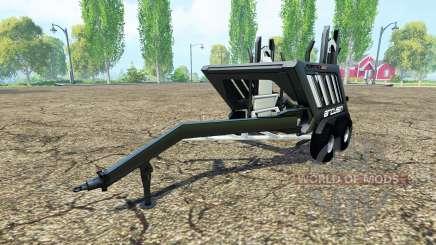 Arcusin ForStack 8.12 v1.5 for Farming Simulator 2015