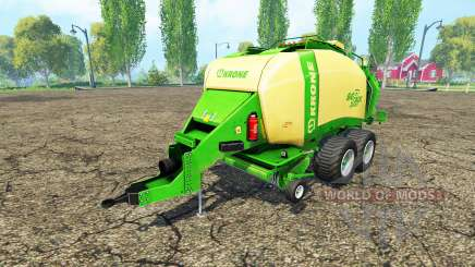 Krone Big Pack 1290 v0.9b for Farming Simulator 2015