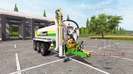 Bossini B200 green v4.0 for Farming Simulator 2017
