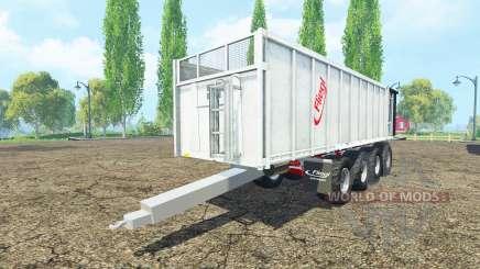 Fliegl TMK 266 4-axis for Farming Simulator 2015