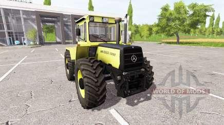 Mercedes-Benz Trac 1300 for Farming Simulator 2017