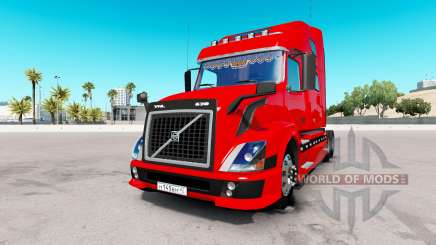 Volvo VNL 630 for American Truck Simulator