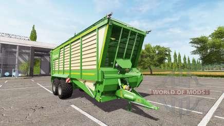 Krone TX 460 D for Farming Simulator 2017