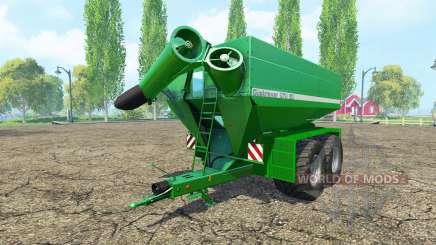 Gustrower GTU 30 for Farming Simulator 2015