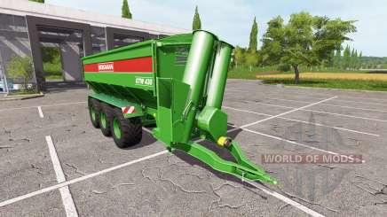 BERGMANN GTW 430 all loaded v1.2 for Farming Simulator 2017