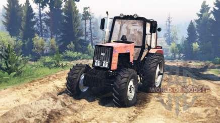 MTZ Belarus 1221.2 v2.0 for Spin Tires