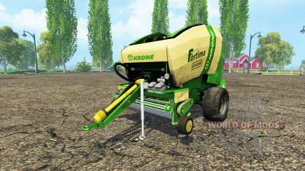 Krone Fortima V 1500 (MC) for Farming Simulator 2015