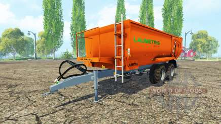 Laumetris PTL 10 for Farming Simulator 2015