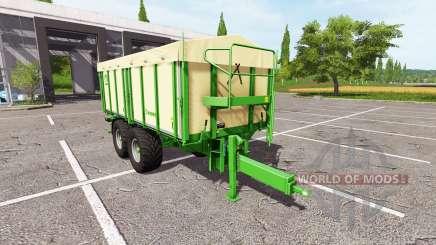 Krone Emsland TDK 240 for Farming Simulator 2017