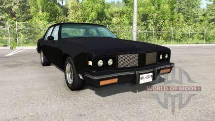 Oldsmobile Delta 88 Royale Brougham v1.1 for BeamNG Drive