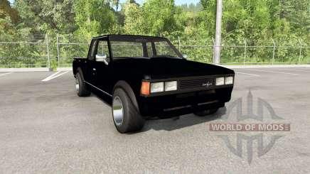 Datsun 720 1981 King Cab v0.3 for BeamNG Drive