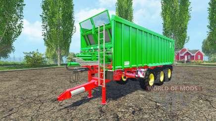 Kroger TAW 30 convoy v1.4 for Farming Simulator 2015