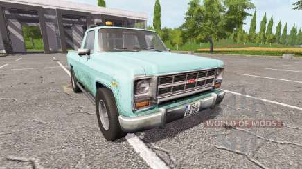 GMC Jimmy for Farming Simulator 2017