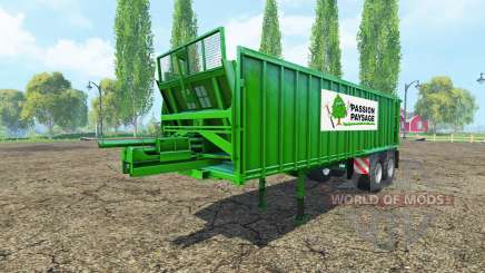 Fliegl ASS 298 Passion Paysage for Farming Simulator 2015