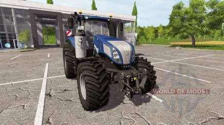 New Holland T8.420 v1.1 for Farming Simulator 2017