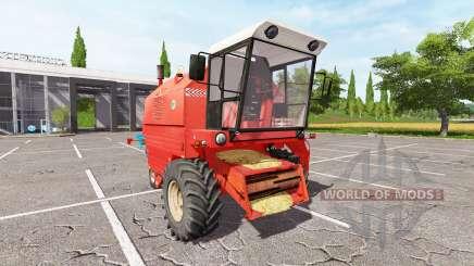 Bizon Z058 v2.0 for Farming Simulator 2017