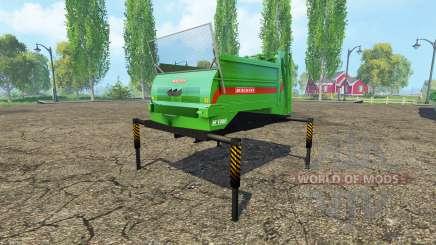 BERGMANN M 1080 v1.1 for Farming Simulator 2015