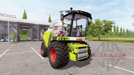 CLAAS Jaguar 940 v1.1 for Farming Simulator 2017